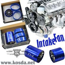 F1-Z Double Propeller Supercharger Turbo Intake Fan