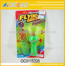 Hot Sell Pull Line Flying Sancer Toys,Pull Line Flying Disk OC0115326