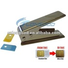 micro sim card adapter cutter For iphone 4/4s for ipad + 2 Adapter