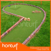 Children playground grass