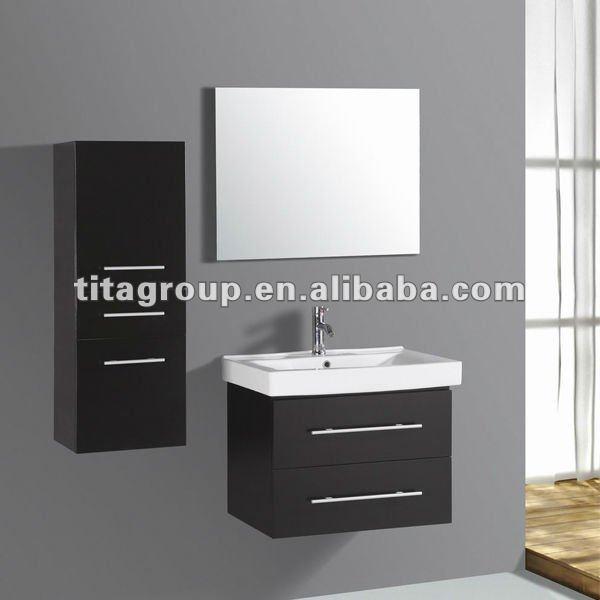 Muebles De Baño Flotantes:2014 , nuevo , moderno flotante gabinetes de baño T9004-Tocadores de