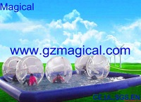 Inflatable Water walking ball with pool
