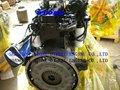 Motor cummins 6cta8.3 c215 del motor diesel
