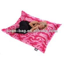 Giant Pink Outdoor Bean Bag