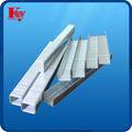 Fio de aço galvanizado mobiliário decorativo 80 grampo prego 80/10