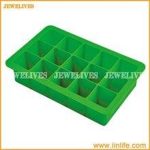 LFGB& FDA Silicone Ice cube tray/ ice maker