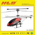 3.5 canaux télécommande hélicoptère avec le compas gyroscopique& lumière