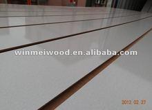 melamine slatwall panel