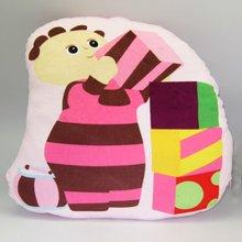 2014Newest plush baby cushion bolster pillow back pillow