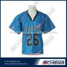 Custom-made team/club lacrosse wear/shooting shirts