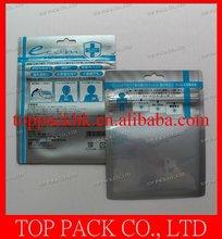 Aluminum coated pouch//aluminum foil plastic bag