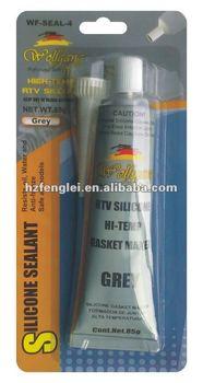 Grey High Temperature Silicone Gasket Maker