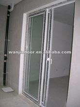 High-quality upvc sliding glass door/pvc profile for window and door