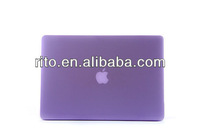 Rubberized Matte New Laptop Shell Case For New Macbook Pro 15 retina