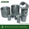 Carbon Steel Seamless Sleeve / Merchant Coupling