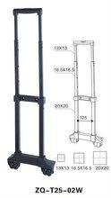 ZQ-T25-02W Luggage Trolley Handle / Pull Rod / Draw Bar For Bag Accessories