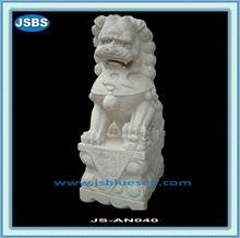 House Guarding Stone Fu Dog Statue