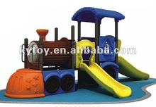 Trains Outdoor Playground Equipment(KY)