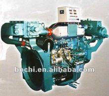 90~158 Kw 6 Cylinder WD415 Seires Marine Diesel Engine
