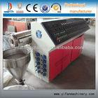 single screw extruding machine for plastic pipe/profile/plate/board/rod/sheet/film