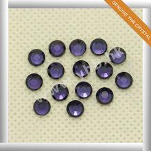 MC Hot fix Rhinestones hotfix stone Purple Velvet ss16