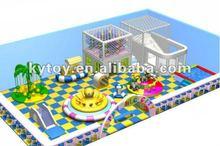 Floresta equipamentos de Playground Indoor para venda ( KYV )