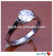 Fashion diamond engagement ring