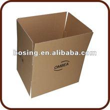 2012 new corrugated box for LED lighting,black corugated boxes, corrugated boxes for packaging
