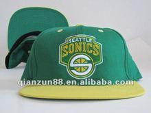 wholesale basketball team flat brim cap