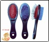 2013 convenient double use dog grooming brushes