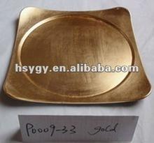 Squre Plastic Plate