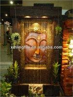 Indoor Fountain Buddha