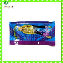 vinyl zipper pencil pouch(European standard )