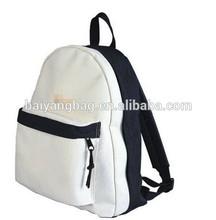 children school backpack with customer logo print