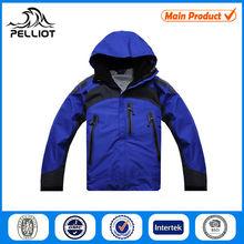 waterproof breathable fishing men jacket