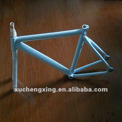 Aluminum 6061 track bike frame