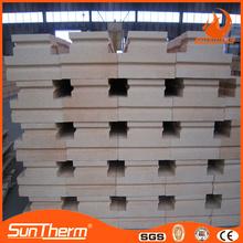 High strength refractories insulating fire brick