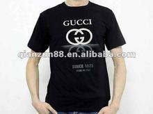 100% cotton fashion men's short sleeve T-shirt