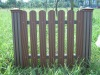outdoor wpc fence ( high quality )