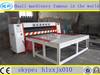 semi-auto rotary die-cutting machine for corrugater carton box