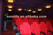 4D 5D 6D dynamic theater equipments