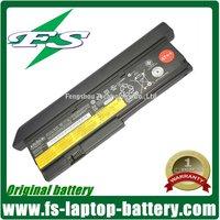 High capacity laptop spare parts battery for Lenovo ThinkPad X200 original battery