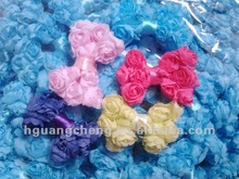 Chiffon Bow Hair Accessories Wholesale For New Year