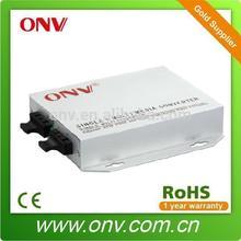 fiber single/multi-mode series converter for valued network transmission system