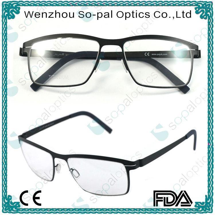 Eyeglasses Frame Size Calculator : Men Big Size Eye Glasses Titanium Frame, View Men Big Size ...