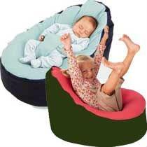Baby Beanbag, Baby Crib