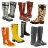 High quality rubber boots