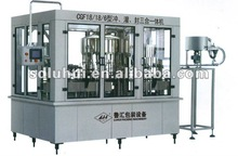 LHCGF series full automatic beverage manufacturing equipment