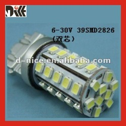 3156 3157 39PCS SMD double color LED car light
