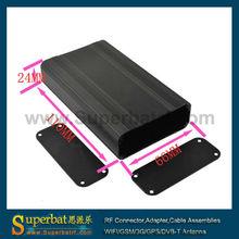 "boxes for electronic projects Aluminum Box Enclosure Case -4.33""*2.60""*0.94""(L*W*H)"